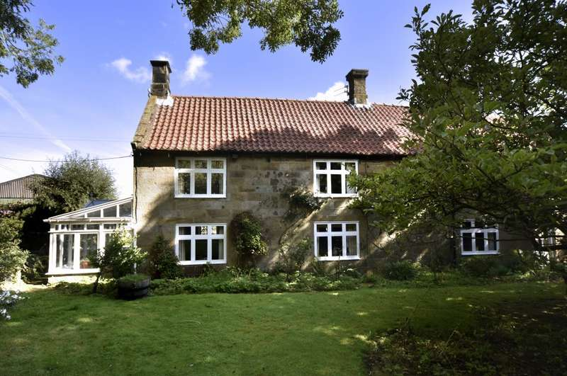 4 Bedrooms Detached House for sale in Howe Hill , Ingleby Greenhow, Great Ayton, TS9 6RD