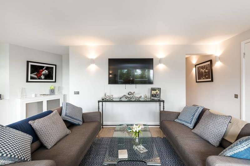 2 Bedrooms Flat for sale in Worlds End Estate, Chelsea, SW10