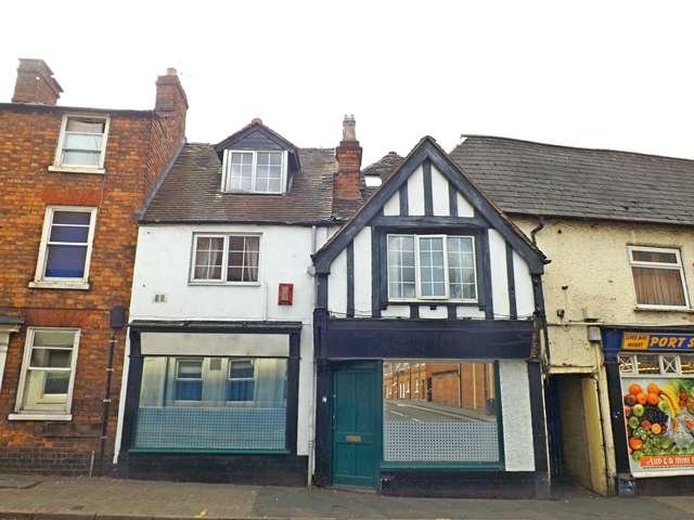4 Bedrooms Terraced House for sale in Port Street, Evesham