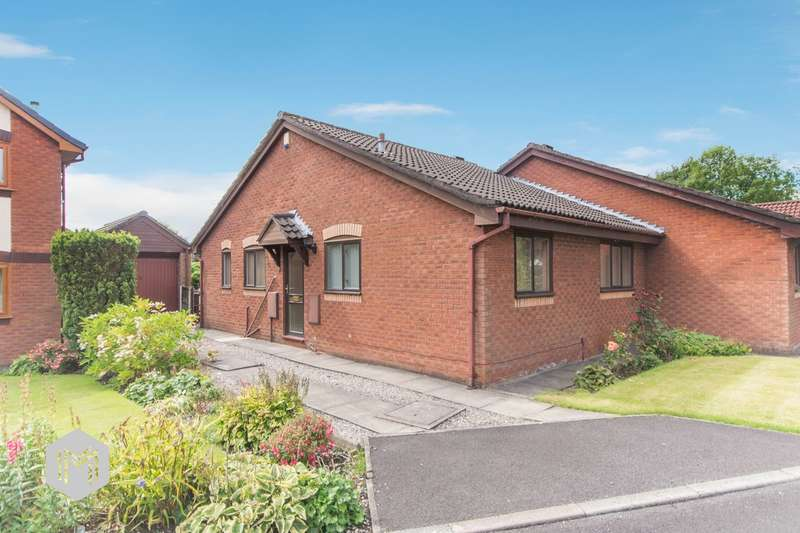2 Bedrooms Semi Detached Bungalow for sale in Woodbank, Bolton, BL2