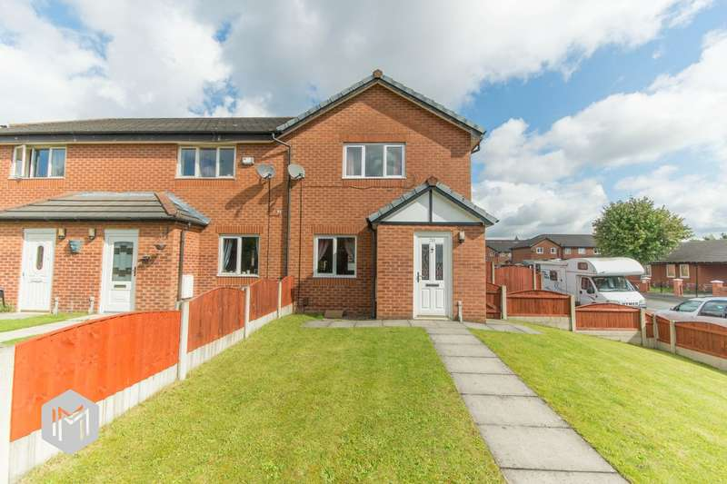 2 Bedrooms End Of Terrace House for sale in Alfred Street, Bury, BL9