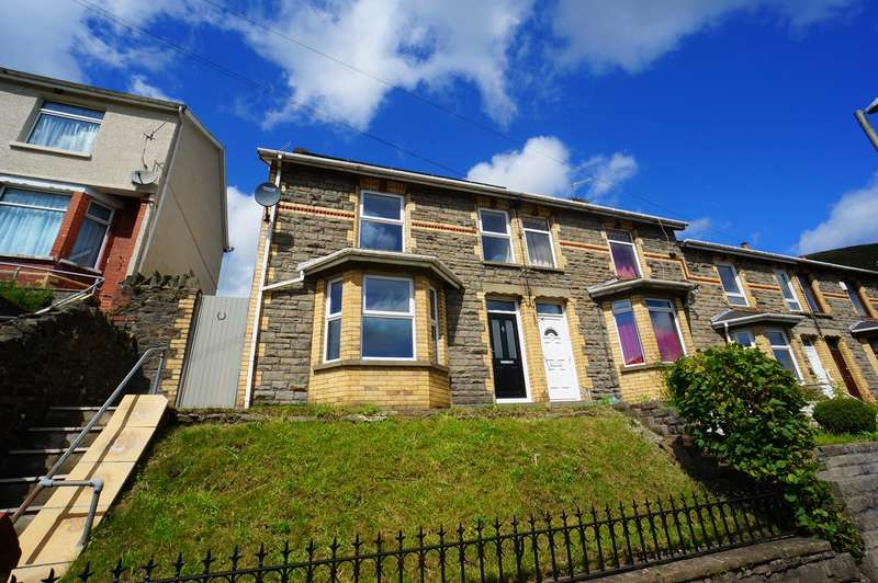 3 Bedrooms End Of Terrace House for sale in Nine Mile Point Road, Cross Keys, Newport, NP11