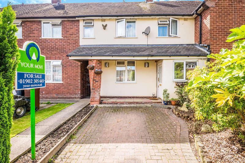 3 Bedrooms Property for sale in Blackham Road, Wolverhampton, WV11