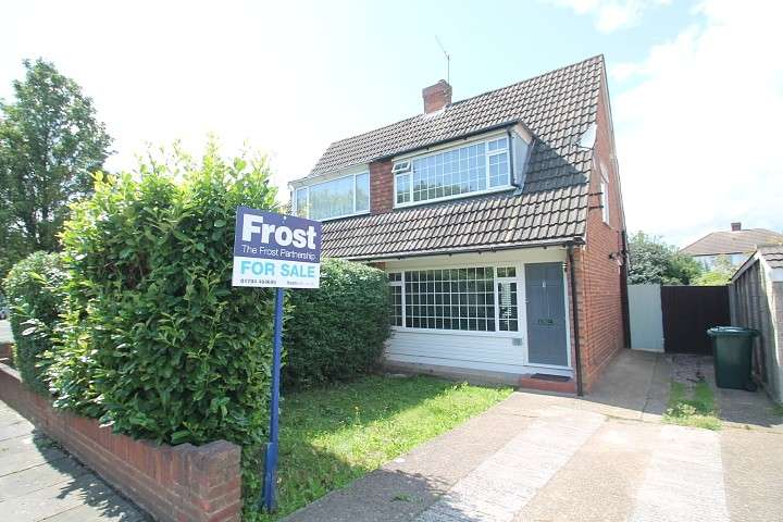 2 Bedrooms Semi Detached House for sale in Worple Road, Staines-Upon-Thames, TW18