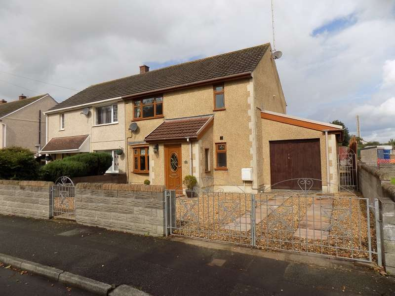 3 Bedrooms Semi Detached House for sale in Brwyna Avenue, Aberavon, Port Talbot, Neath Port Talbot. SA12 6YY