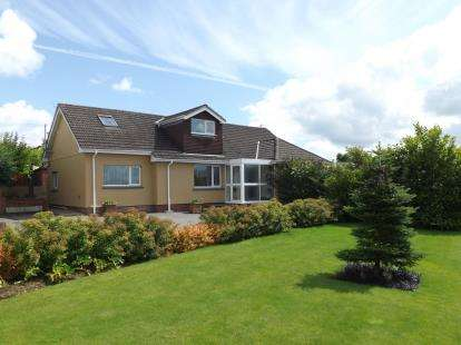 5 Bedrooms Bungalow for sale in Milton Abbot, Tavistock, Devon