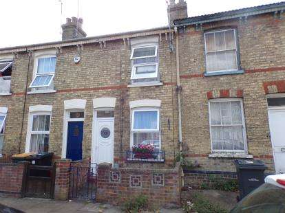 2 Bedrooms Terraced House for sale in Garfield Street, Bedford, Bedfordshire