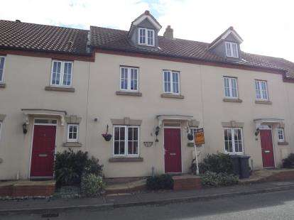 4 Bedrooms Terraced House for sale in Crow Hill, Sandy, Bedfordshire