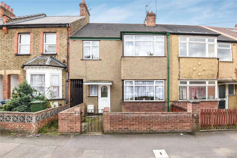 3 Bedrooms Terraced House for sale in Stanley Road, Harrow, Middlesex, HA2