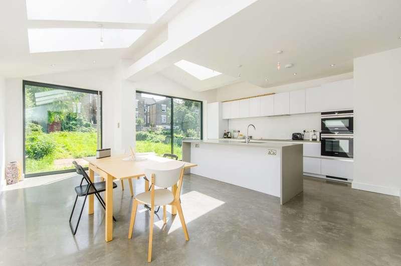 5 Bedrooms House for sale in Breakspears Road, Brockley, SE4