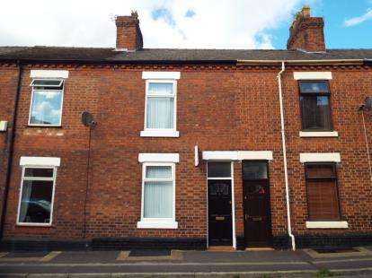 2 Bedrooms Terraced House for sale in Salisbury Street, Runcorn, Cheshire, WA7