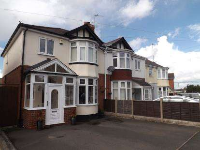 3 Bedrooms Semi Detached House for sale in Grafton Road, Oldbury, West Midlands