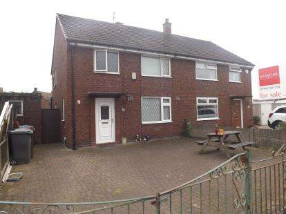 3 Bedrooms Semi Detached House for sale in Naylor Avenue, Golborne, Warrington