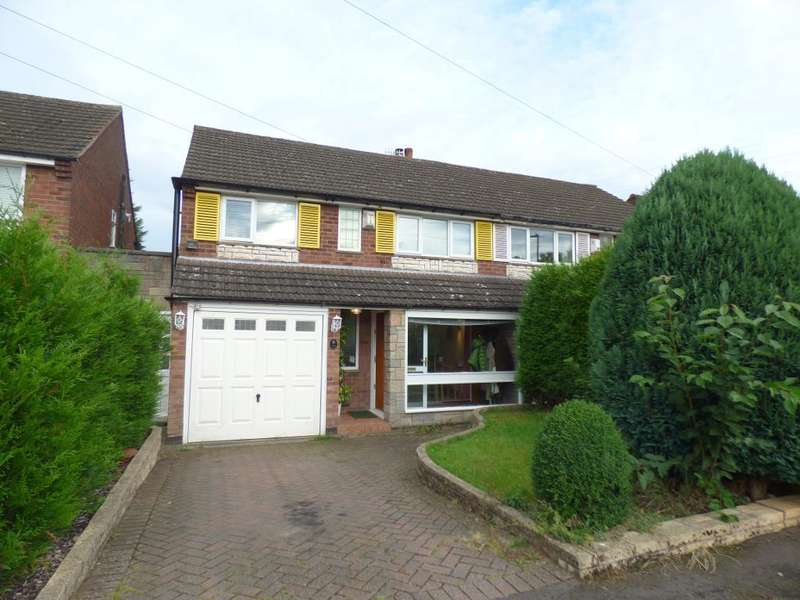 3 Bedrooms Semi Detached House for sale in Elford Road, Harborne, Birmingham, B17 0SA