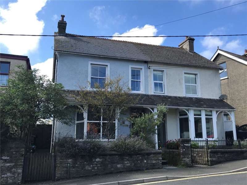 3 Bedrooms Semi Detached House for sale in Barras Cross, Liskeard