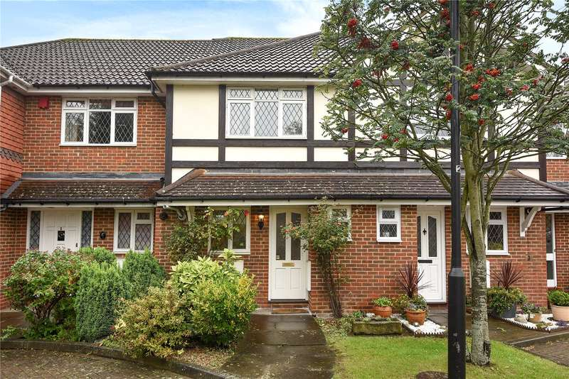 2 Bedrooms Terraced House for sale in Kingfisher Close, Harrow Weald, Harrow, Middlesex, HA3