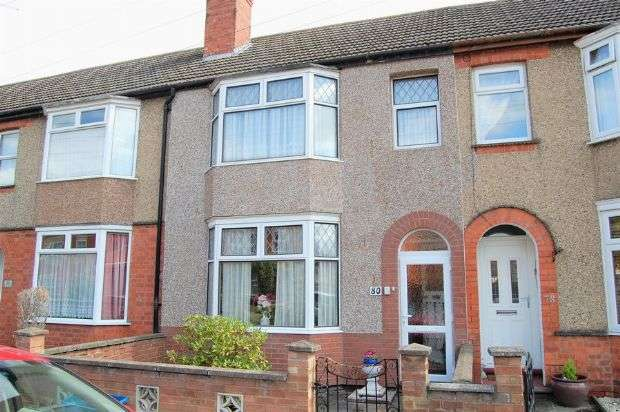 3 Bedrooms Terraced House for sale in Loyd Road, Abington, Northampton NN1 5JE