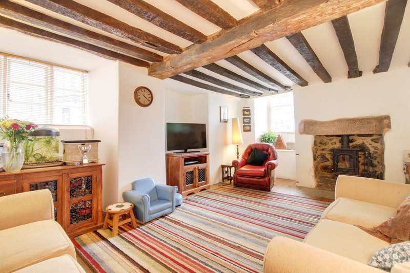 2 Bedrooms End Of Terrace House for sale in The Square, Moretonhampstead