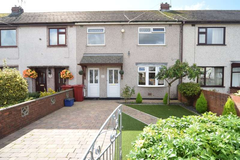 3 Bedrooms Terraced House for sale in Coronation Drive, Dalton-in-Furness, Cumbria, LA15 8QN