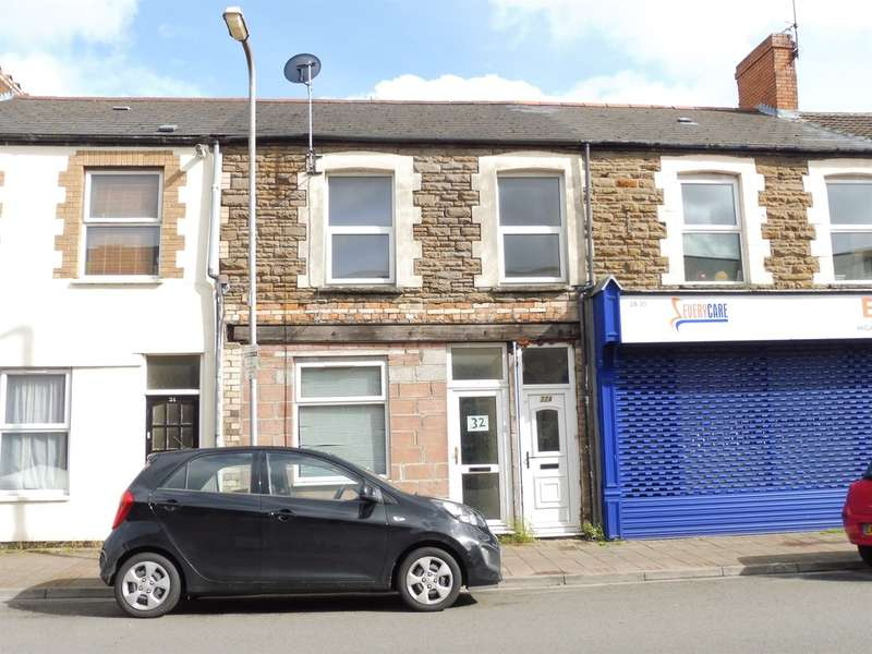 2 Bedrooms Flat for sale in Carlisle Street, Cardiff