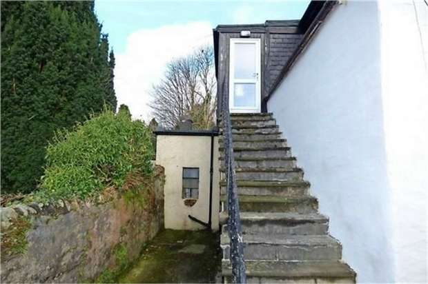 2 Bedrooms Flat for sale in Edward Street, Dunoon, Argyll and Bute