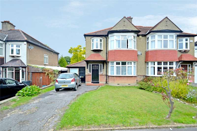 3 Bedrooms Semi Detached House for sale in Shirley Avenue, Shirley