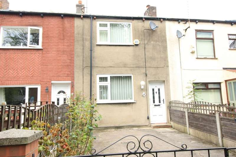 2 Bedrooms Property for sale in Garden Street, Tyldesley, Manchester, M29