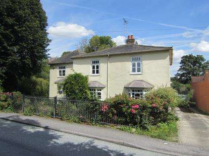 4 Bedrooms Detached House for sale in Great Warley Street, Great Warley