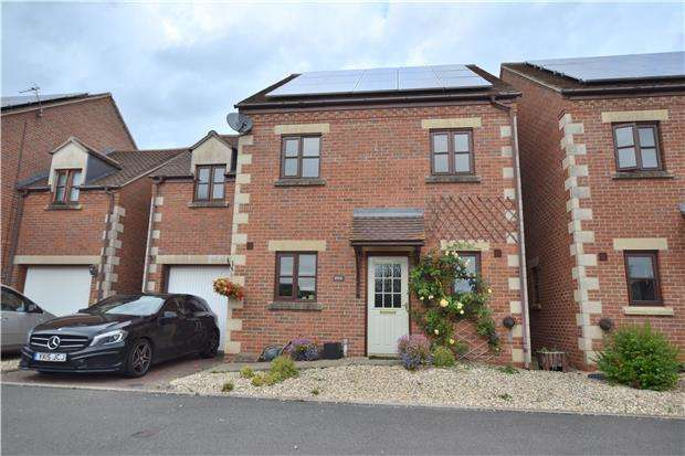 4 Bedrooms Detached House for sale in 5 Brensham Court, Main Road, Bredon, TEWKESBURY, Gloucestershire, GL20 7LX
