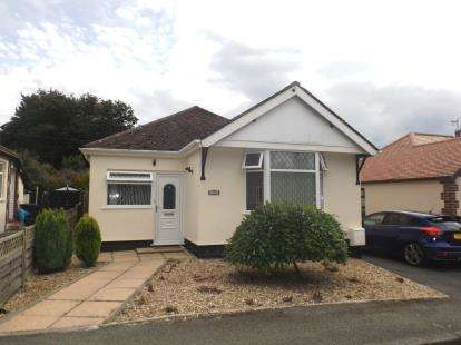 2 Bedrooms Bungalow for sale in Abbey Drive, Gronant, Prestatyn, Flintshire, LL19