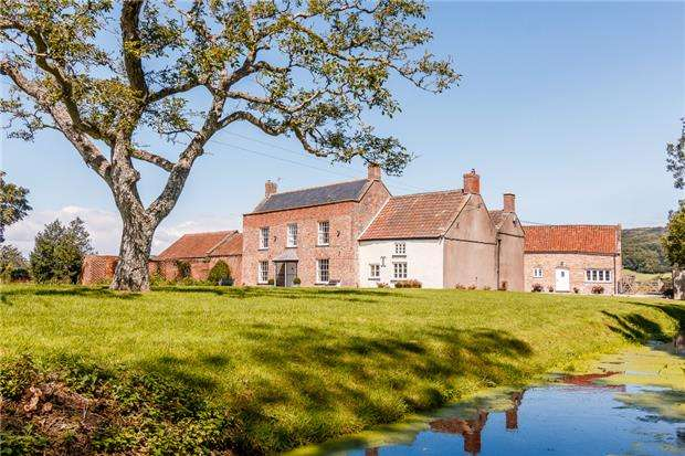 5 Bedrooms Detached House for sale in White House Lane, Loxton, Axbridge, Somerset, BS26 2UU