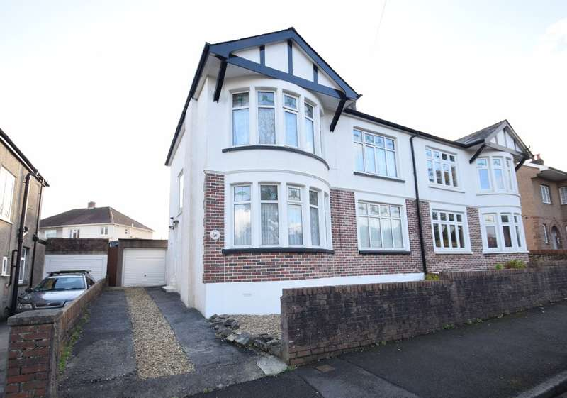 3 Bedrooms Semi Detached House for sale in 5 Bryntirion Hill, Bridgend, Bridgend County Borough, CF31 4BY