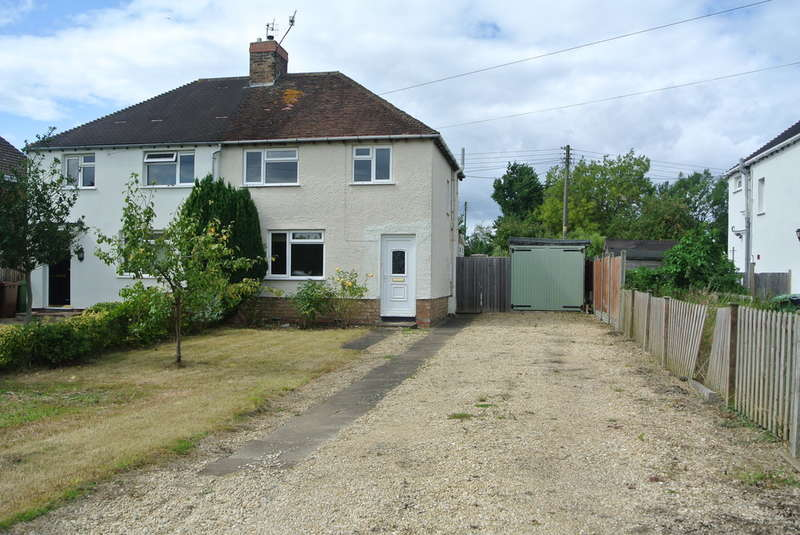 3 Bedrooms Semi Detached House for sale in Stratford Road, Honeybourne