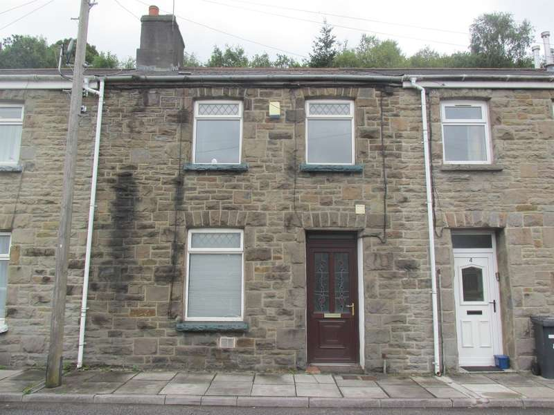 3 Bedrooms Terraced House for sale in Cardiff Road, Merthyr Vale, Merthyr Tydfil
