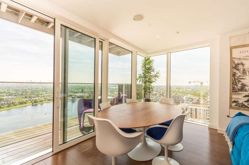 2 Bedrooms Flat for sale in Woodberry Grove, Finsbury Park, N4