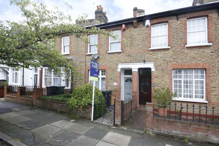 3 Bedrooms Terraced House for sale in Heather Road Lee SE12