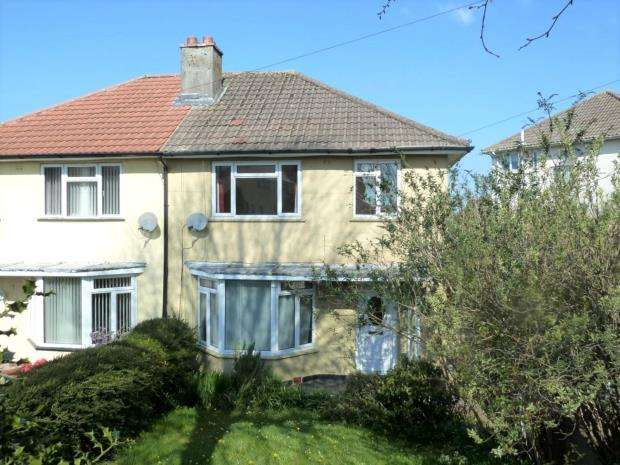 3 Bedrooms House for sale in Teign Road, Plymouth, Devon