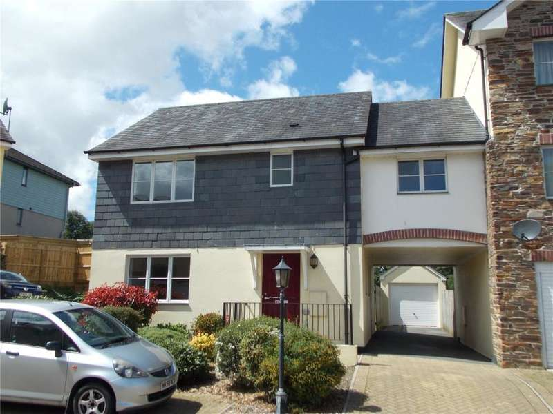 4 Bedrooms End Of Terrace House for sale in Riverside Mills, Launceston, Cornwall