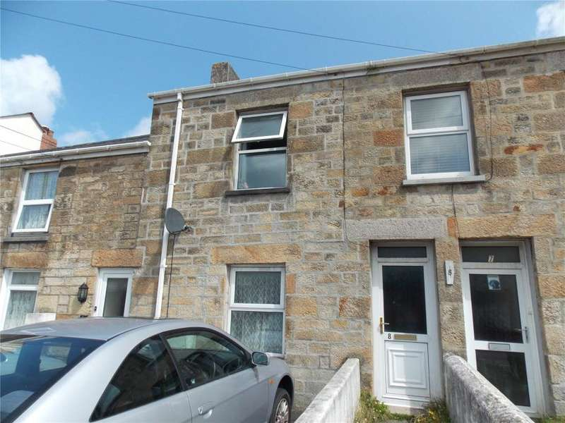 2 Bedrooms Terraced House for sale in Foundry Row, Redruth