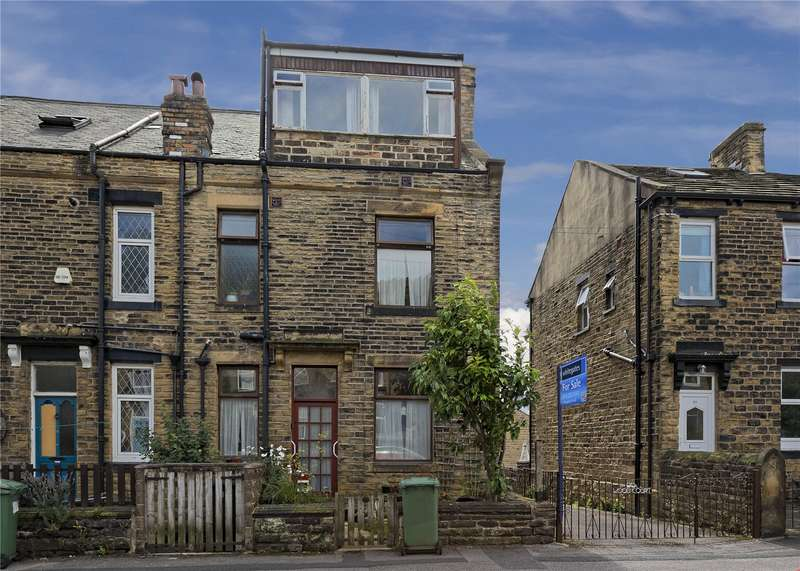 2 Bedrooms End Of Terrace House for sale in School Street, Pudsey, West Yorkshire, LS28