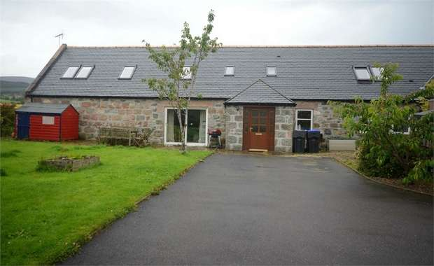 4 Bedrooms Terraced House for sale in Whitehouse, Alford, Aberdeenshire