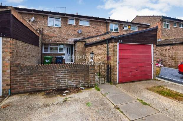 3 Bedrooms Terraced House for sale in Cavell Road, Cheshunt, Hertfordshire