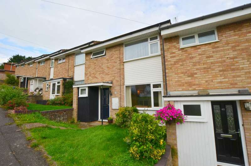 3 Bedrooms Terraced House for sale in Pheasant Rise, Chesham