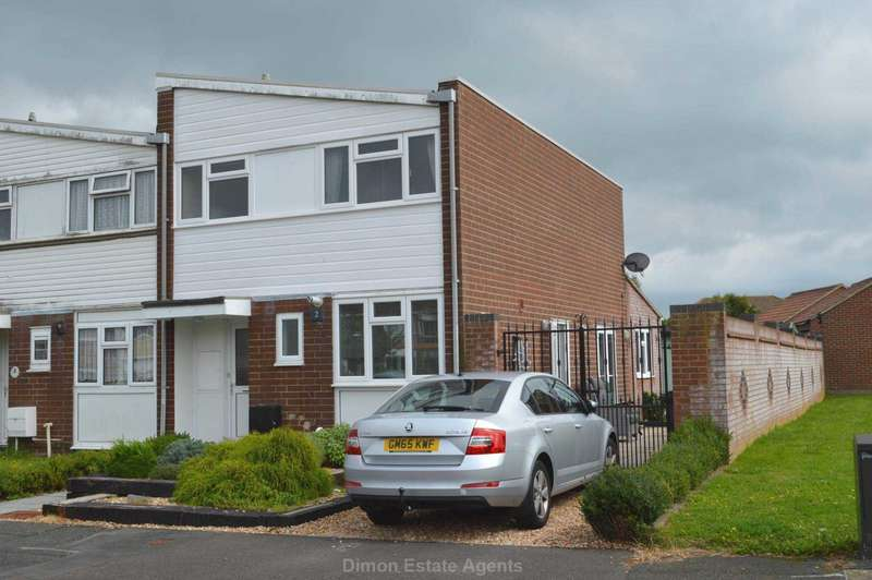 3 Bedrooms End Of Terrace House for sale in The Redan, Alverstoke