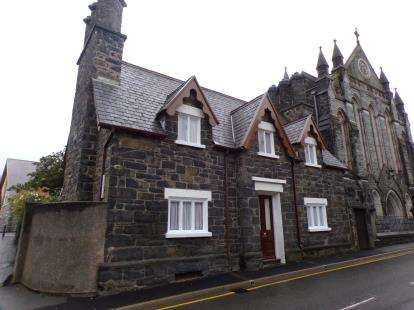 3 Bedrooms Detached House for sale in Station Road, Llanrwst, Conwy, LL26
