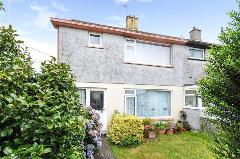 3 Bedrooms End Of Terrace House for sale in Behenna Drive, Malabar, Truro