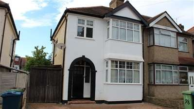 3 Bedrooms Semi Detached House for sale in Park Crescent, Harrow Weald