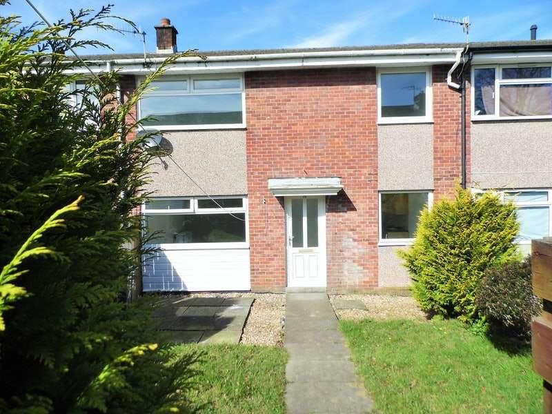 2 Bedrooms Terraced House for sale in Min Y Rhos, Swansea, Powys, SA9
