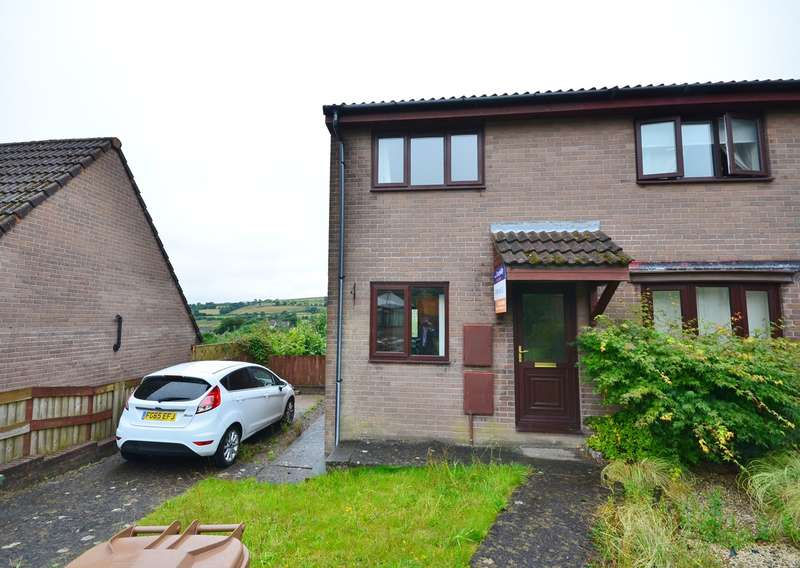 2 Bedrooms Semi Detached House for sale in Heol Cwm Ifor, CAERPHILLY, CF83