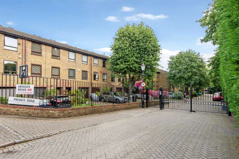 3 Bedrooms Mews House for sale in Abinger Mews, Queens Park